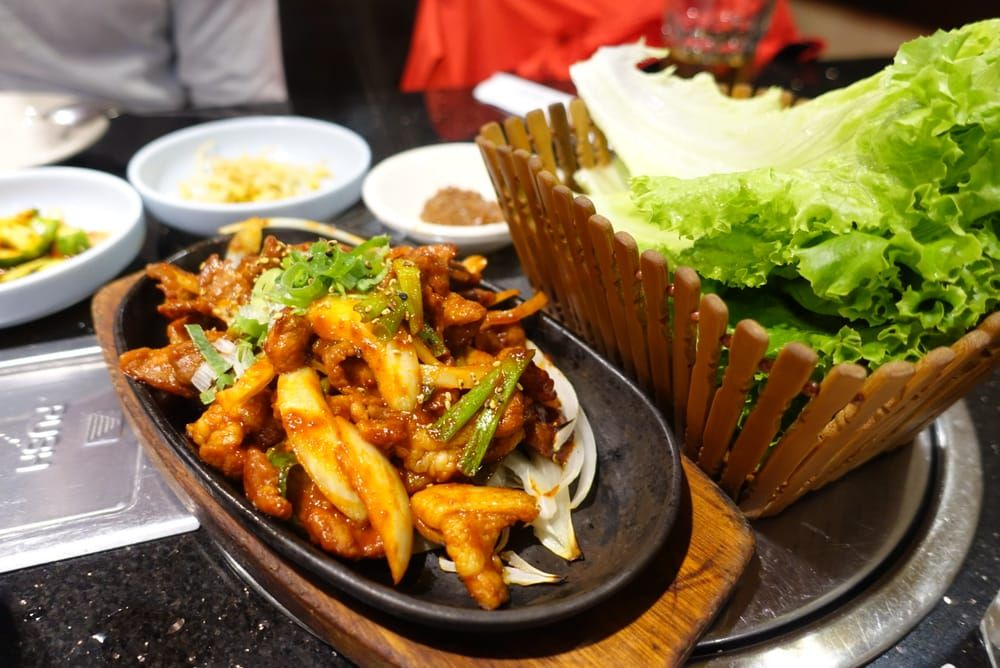 Hwa gae jang tuh korean bbq restaurant in rockville md