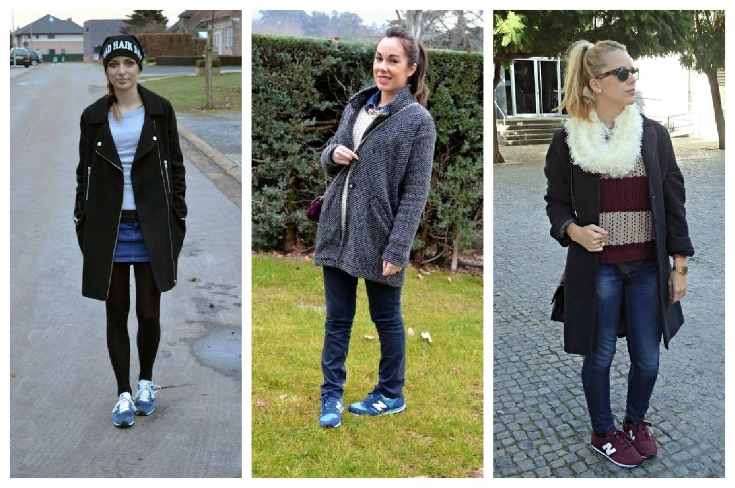 new balance sneakers bloggers
