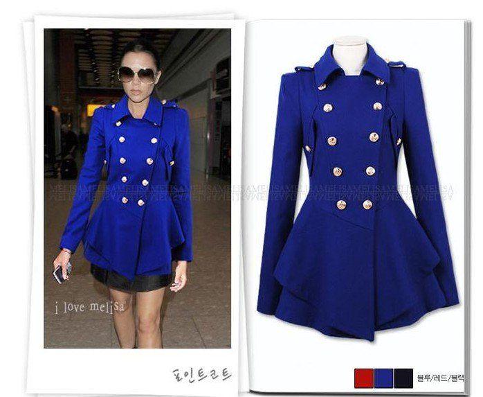 Stylish Girls Winter Coats and Jackets | Sistema Solar | Pinterest ...