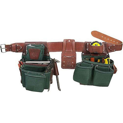 Best Tool Bags For Carpenters 4 Occidental Leather 8089 Oxylights 7 Bag Framer Set