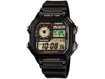 915e788e304 Relógio Masculino Casio Digital - Relógios Masculinos - Magazine Luiza