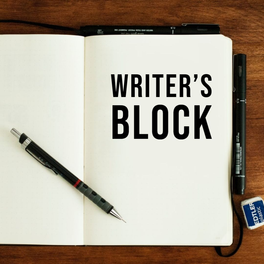 All writers experience