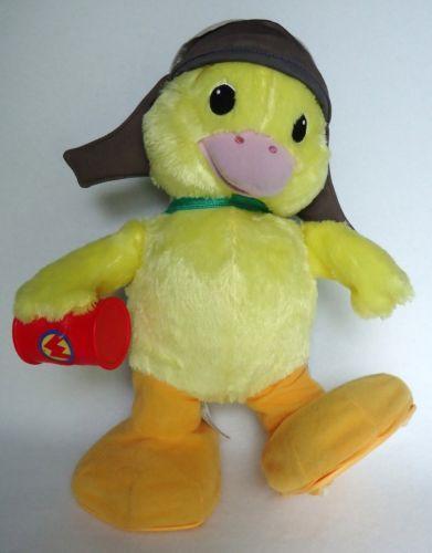 Wonder Pets Ming Ming Duck Singing Dancing Flying Nick Jr Mattel Toy 2008 Wonder Pets Mattel Action Figures Toys