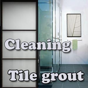 Cleaning Bathroom Tile Grout | Cleaning bathroom tiles ...