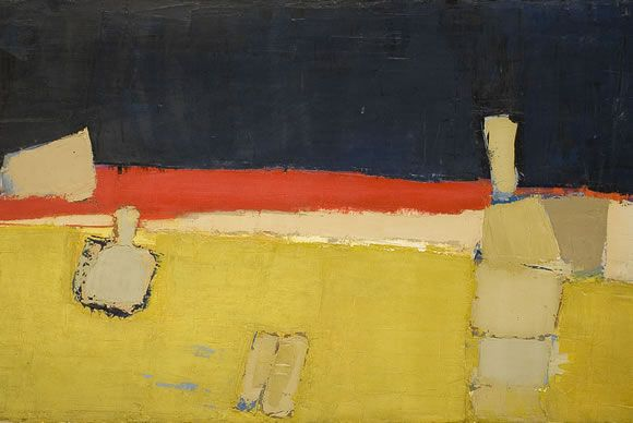Nicolas de Stael...a hero of essence. — Jack/Knife