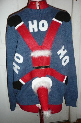 hmmmmmmmm,,,,,,,,,,,,, | Tacky Ugly Sweaters - Christmas | Pinterest