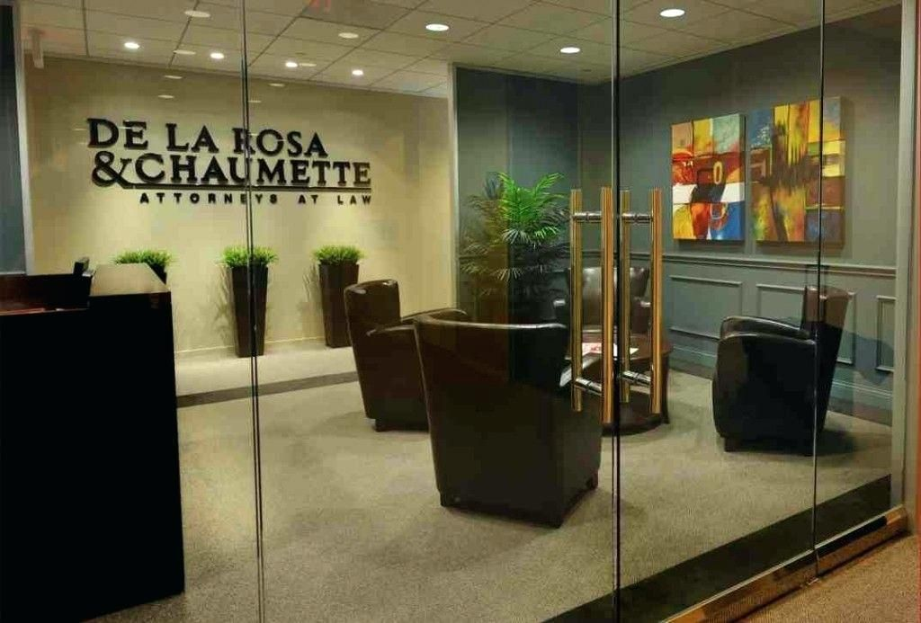 Small Law Office Glass Walls Law Firm Law Office Pinterest