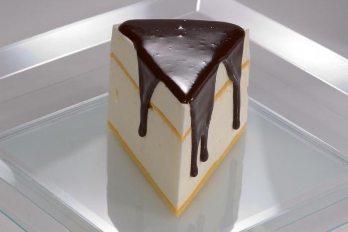 Рецепт торта птичье молоко с лимоном и манкой | Вкусные ...