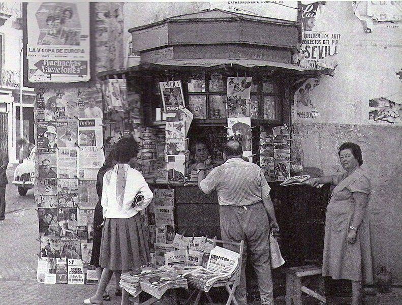 Fotos de la sevilla del ayer p gina 10 sevilla antigua for Cartelera avenida sevilla