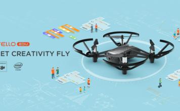 Announcing the Tello EDU Drone with Droneblocks   Drone