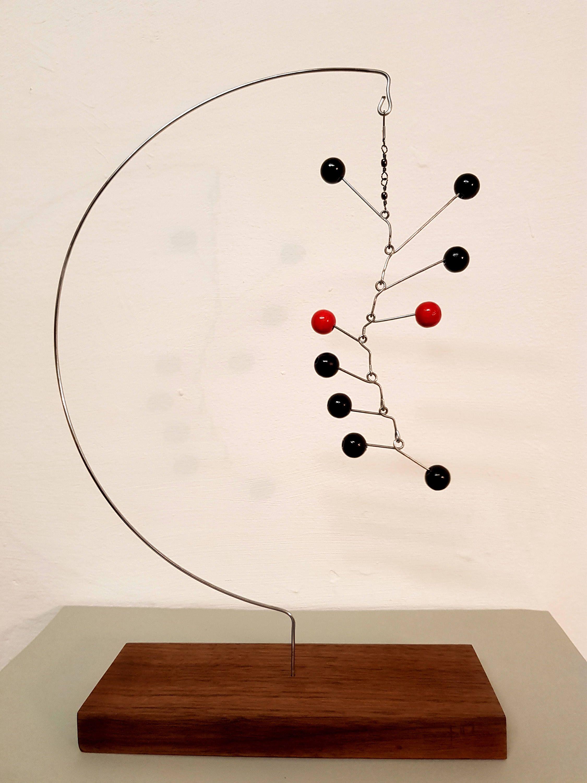 Mobile/Stabile ,Mid Century,inspiriert von Calder | Schnitzereien ...