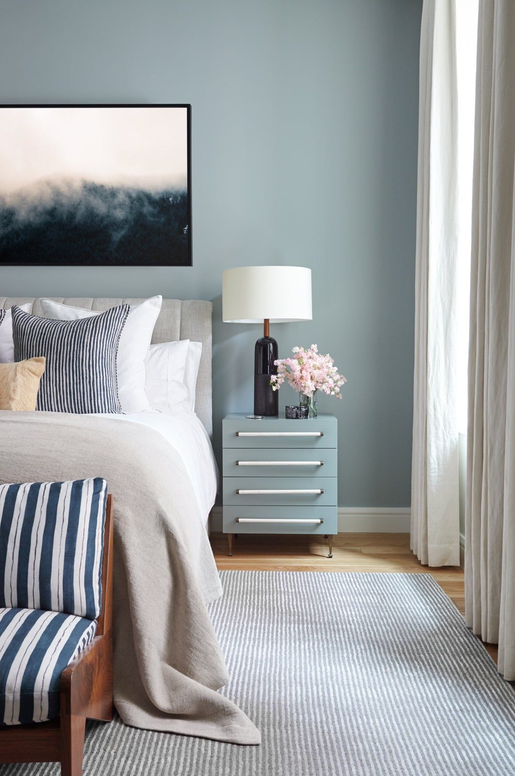 Sterling Mason Bachelor Pad By Consort On 1stdibs In 2020 Master Bedroom Colors Relaxing Master Bedroom Master Bedroom Paint
