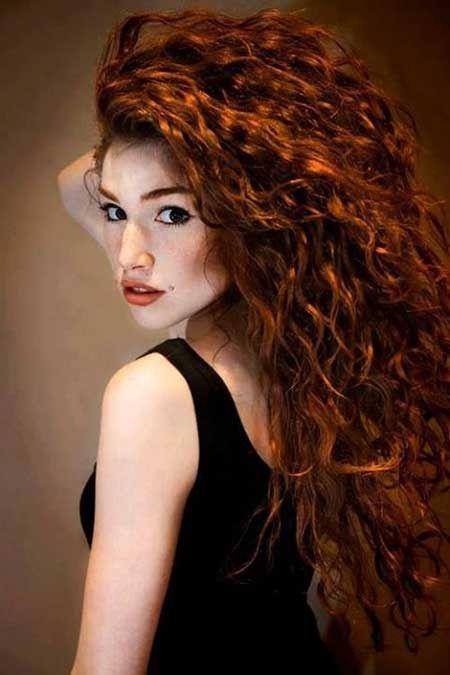 Der Schonste Ton Des Rotes Red Coffee Hair Color Neueste Frisuren Neueste Frisuren 2018 Haarmodelle Frisur Rot Lange Rote Haare Lockige Rote Haare