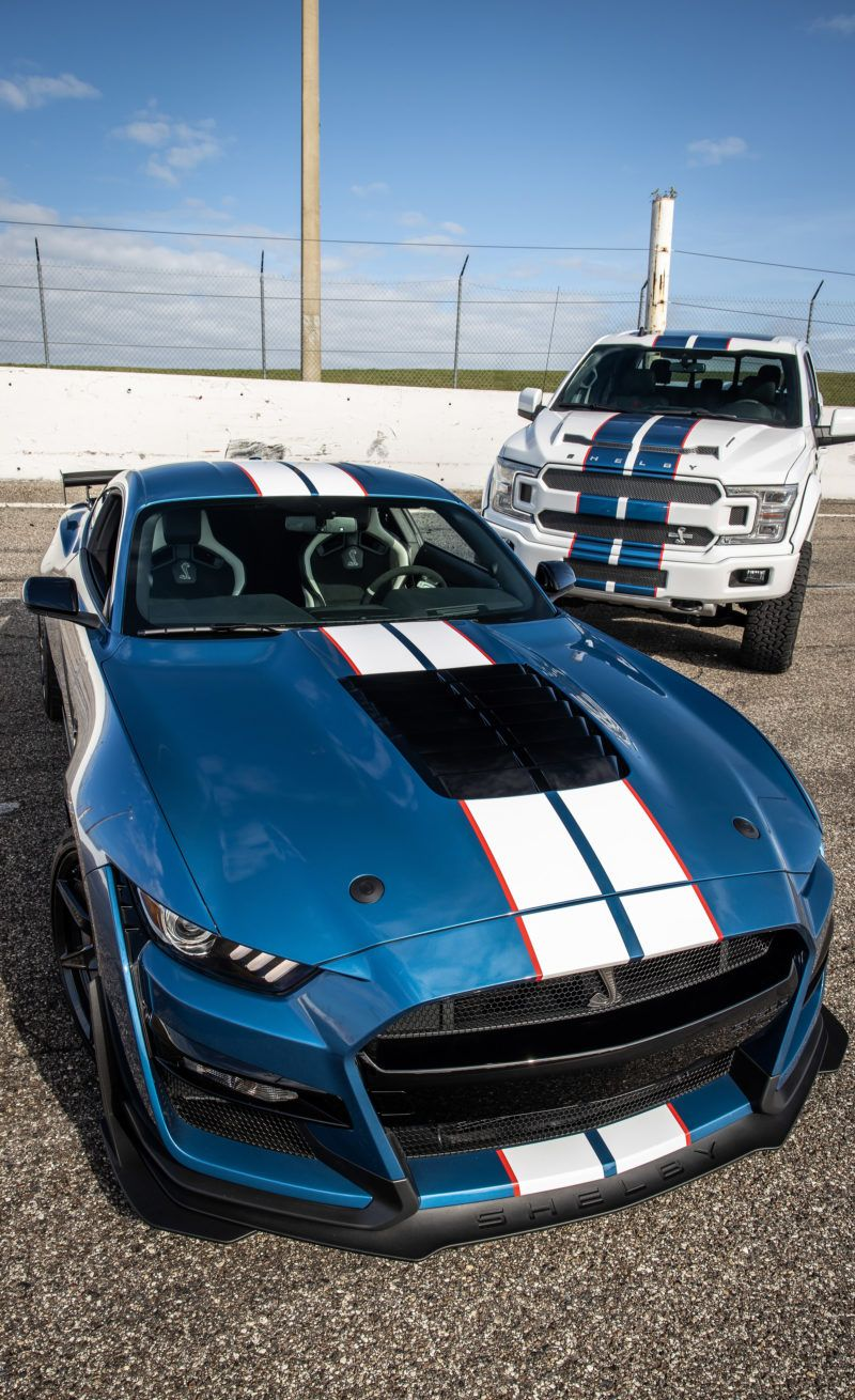 Enter to Win a BrandNew 2020 Ford F150 Lariat 4×4 Shelby