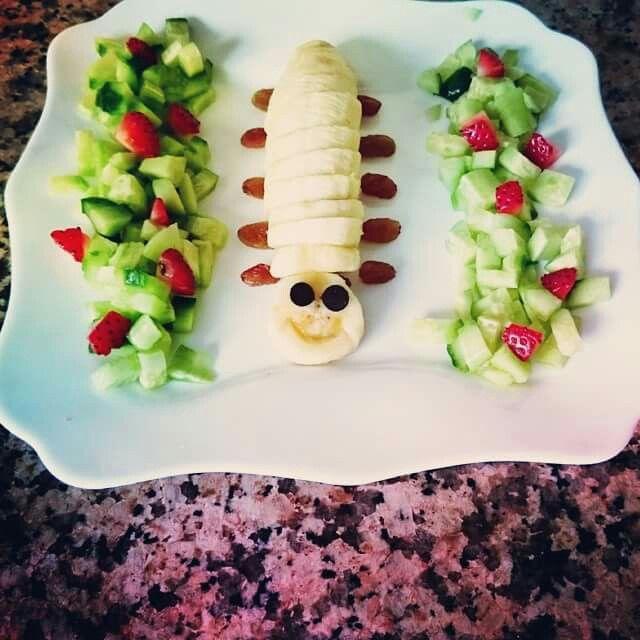 #banana #cucumber
