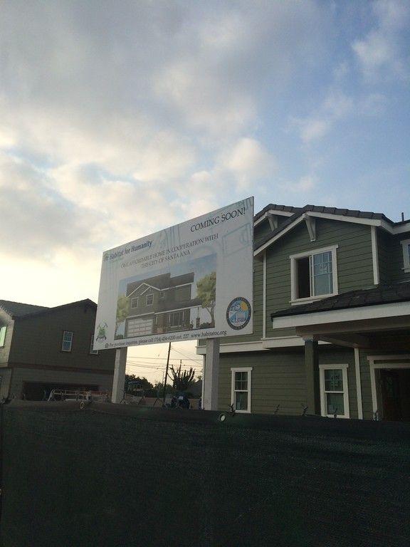 A Great Image Habitat For Humanity Habitats Santa Ana