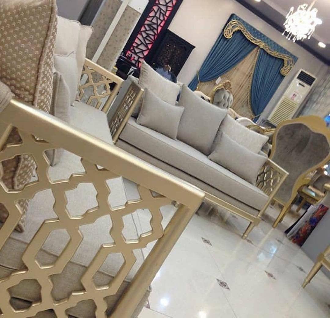 تفصيل وتنجيد جميع أنواع الجلسات العربية والكنب المتصل والمنفصل تفصيل حسب الطلب وتنفيذ اي صورة كنب جلسا Luxury Furniture Sofa House Interior Decor Sofa Design