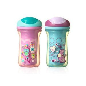 Tommee Tippee Explora Easiflow Cup With Dura Spout Bpa Free 9 Oz 2 Pack 12m Girl Colors May Vary New Baby Products Baby Disney Tommee Tippee