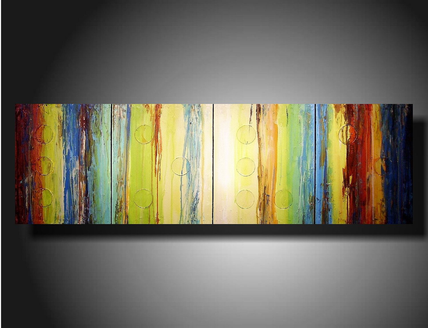 Painting home decor Large original wall art Sale oil industrial gift ...