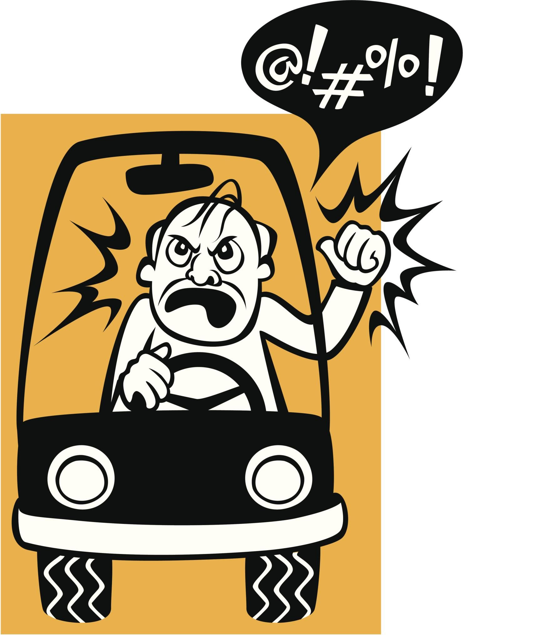 Top 4 Tips to Stay Calm Behind the Wheel Road rage, Rage