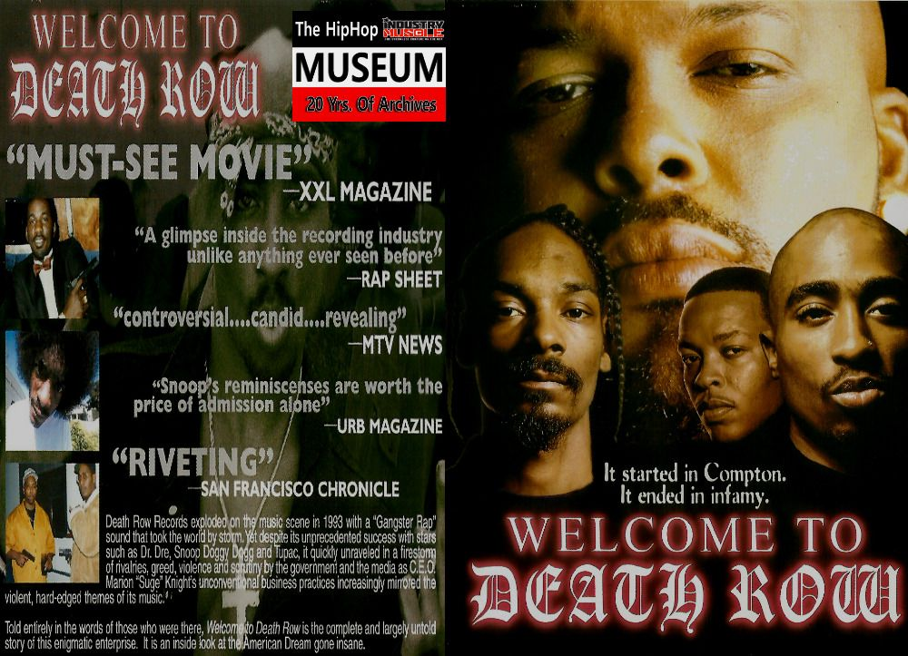 Welcome to Death Row MP4 Stream for Free #onselz