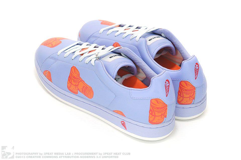 Ice cream money roll sneakers