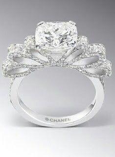 We Love Blake Livelys 270000 Chanel Ring Beautiful rings