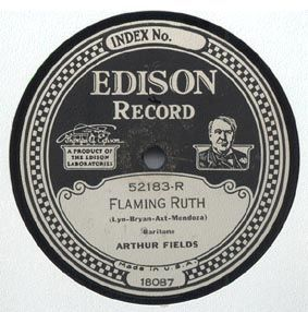 Edison Records Issued Diamond Discs From 1912 To 1929 Vinyl Record Art Phonograph Records
