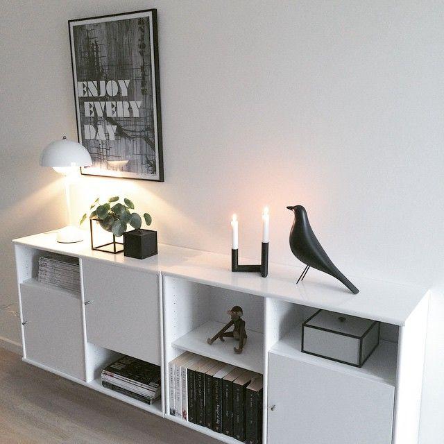 Kjempebra mistral reol hvit - Google-søk | Heim | Stue indretning, Stue tv QI-57