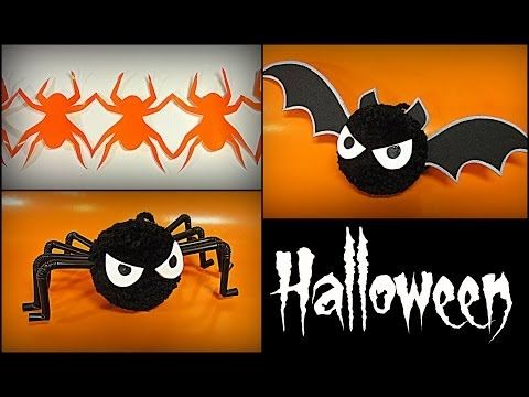DIY Decoración para Halloween Halloween decorations - YouTube - how to make halloween decorations youtube