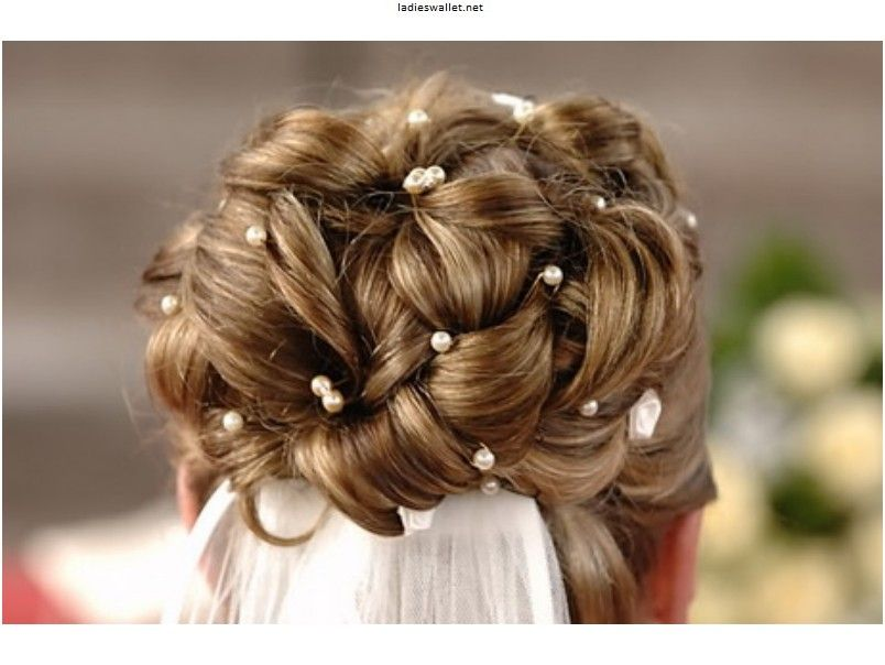 Pin Von Ramona Wommer Auf Hair Wedding Hairstyles Bridal Hair Und