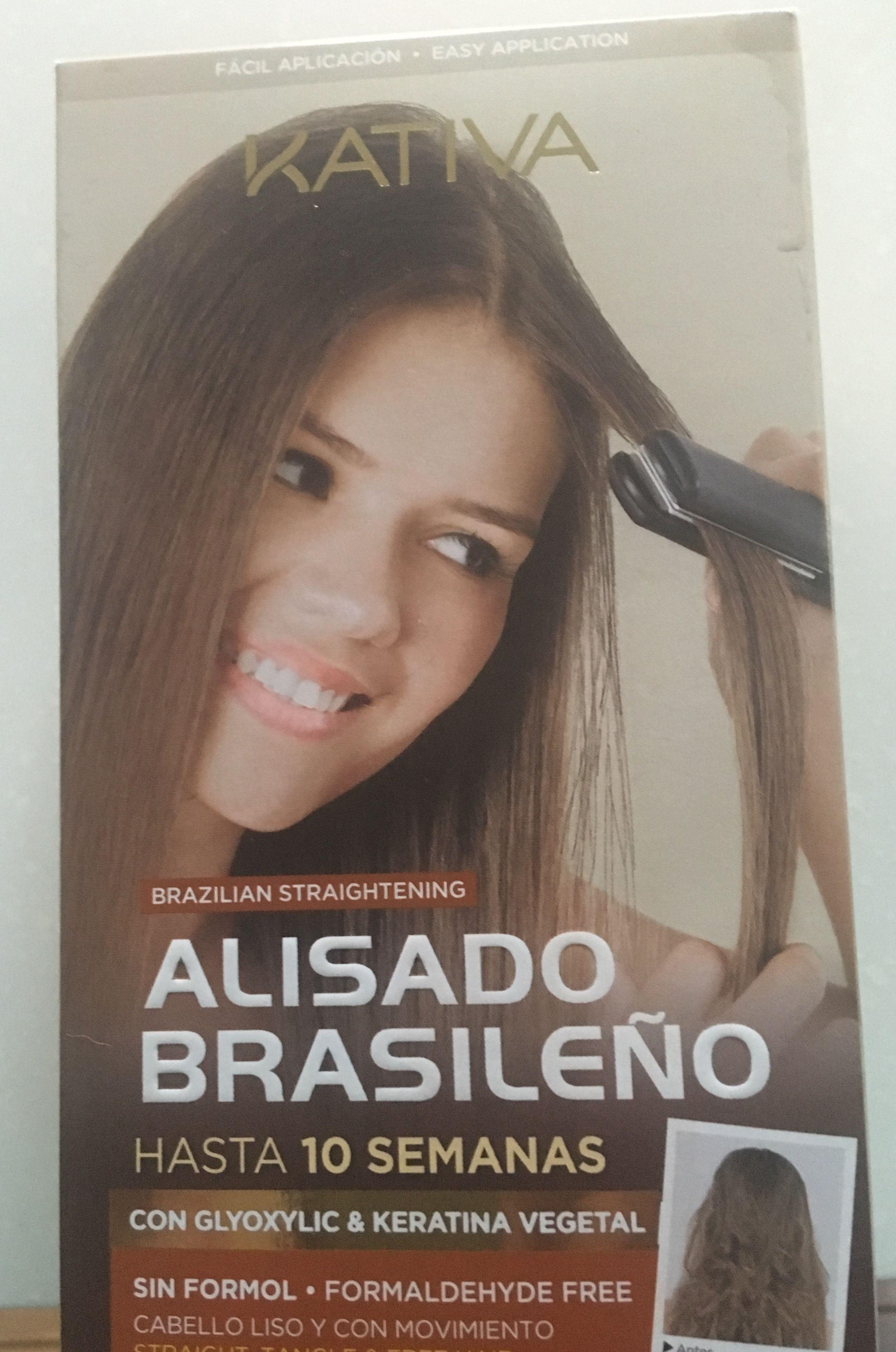 Alisado Brasileno Cabello Liso Keratina Alisado