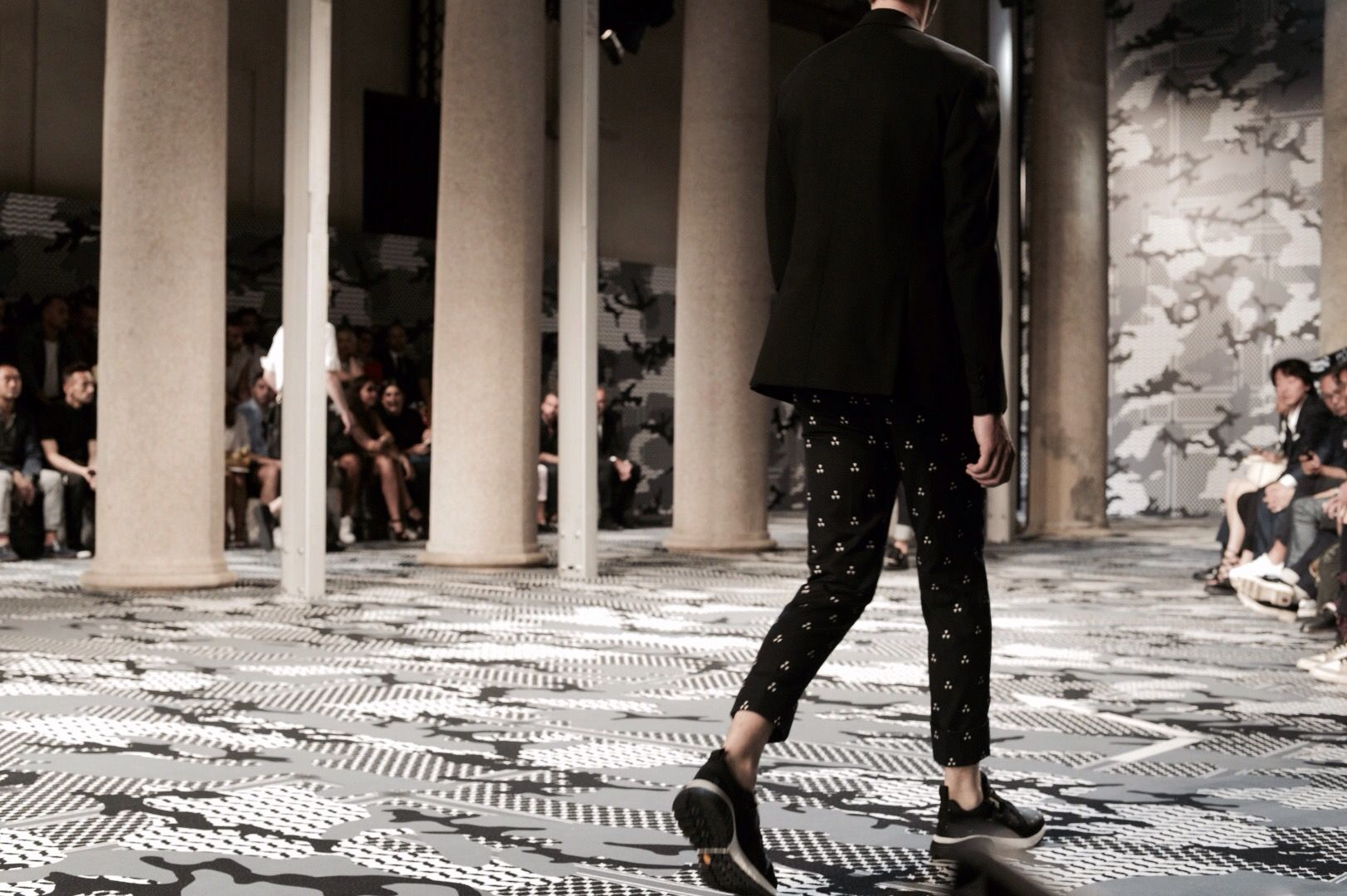 Neil Barrett Men's Spring Summer 2016 Saturday, 20th June 2015 19H00 Via Senato, 10 Milan ▷shop online on ANTONIOLI.EU