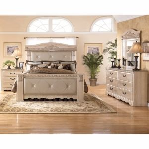 Silverglade Mansion Bedroom Set Mansion Bedroom Furniture