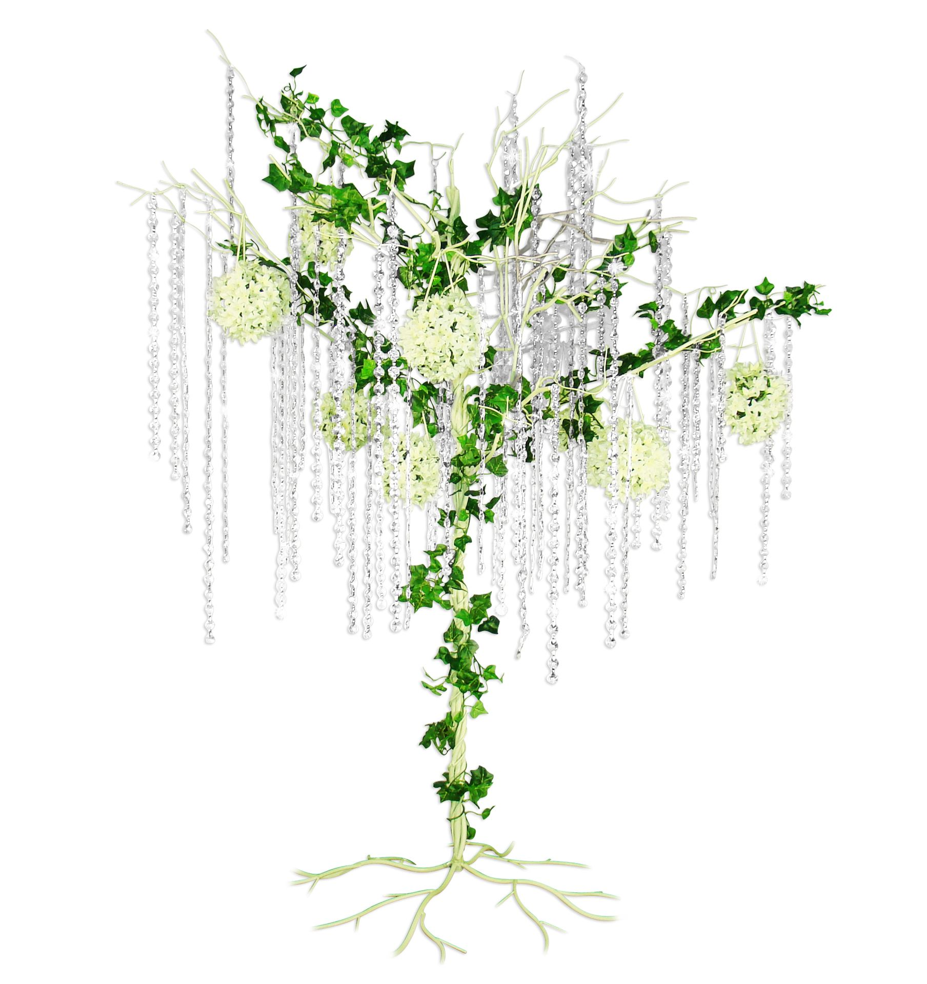 candlestick holder centerpieces | Crystal Wedding Tree Candle Holder ...
