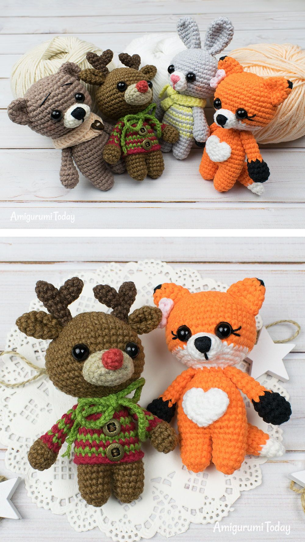 Amigurumi Today - Free amigurumi patterns and amigurumi tutorials | 1775x1000