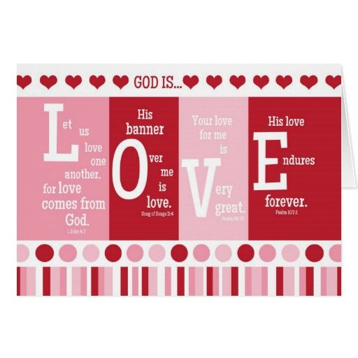20 best readschool images on pinterest valentine verses birthday ideas and cardmaking - Bible Verse For Valentines Day