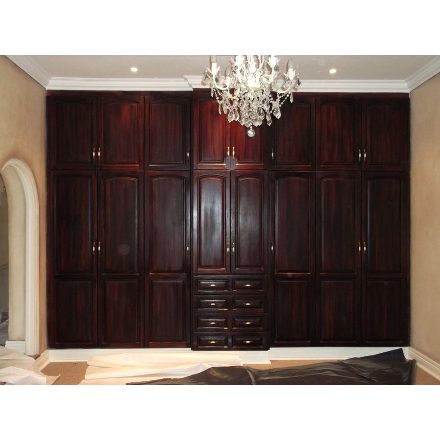 Best Rosewood Sheeshamwood Modular Wardrobe Built In 400 x 300