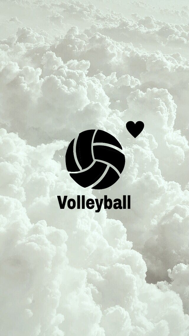 Volleyball Background Wallpaper 1 Volleyball Wallpaper Volleyball Backgrounds Sport Volleyball