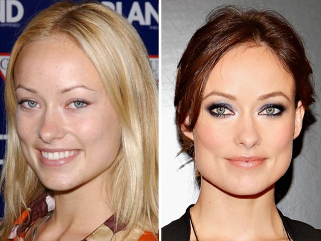 Olivia Wilde S Stunning Transformation Celeb Makeovers