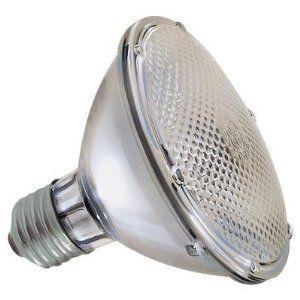 50 Watts Par30 Floodlight Long Neck Halogen Light Bulb 4 000 Hours