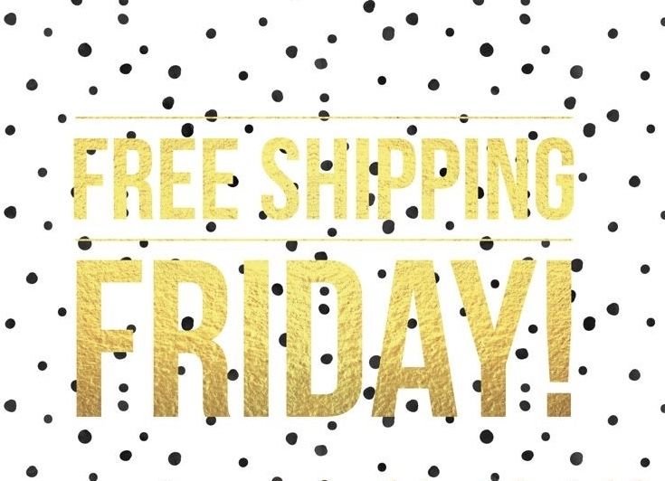 Free Shipping Friday - Forever Home