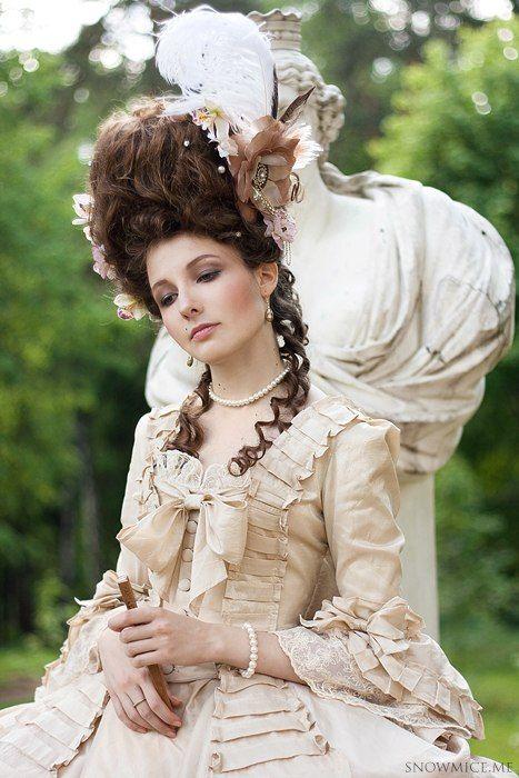 Lizchenr Renaissance Kleider Historische Frisuren Burgerkriegskleid