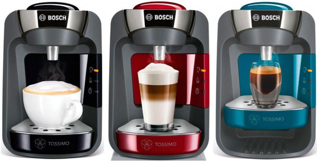 Bosch Tassimo Vivy koffiezetapparaat review Bosch