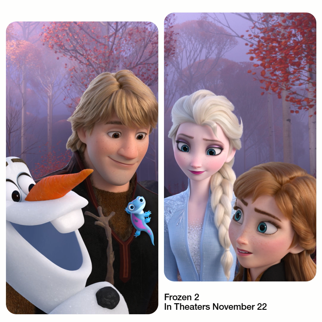 Frozen 2 | In Theaters November 22