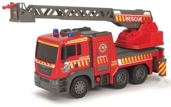 Dickie Toys – Air Pump Fire Engine Vehicle & Reviews – Kids …
