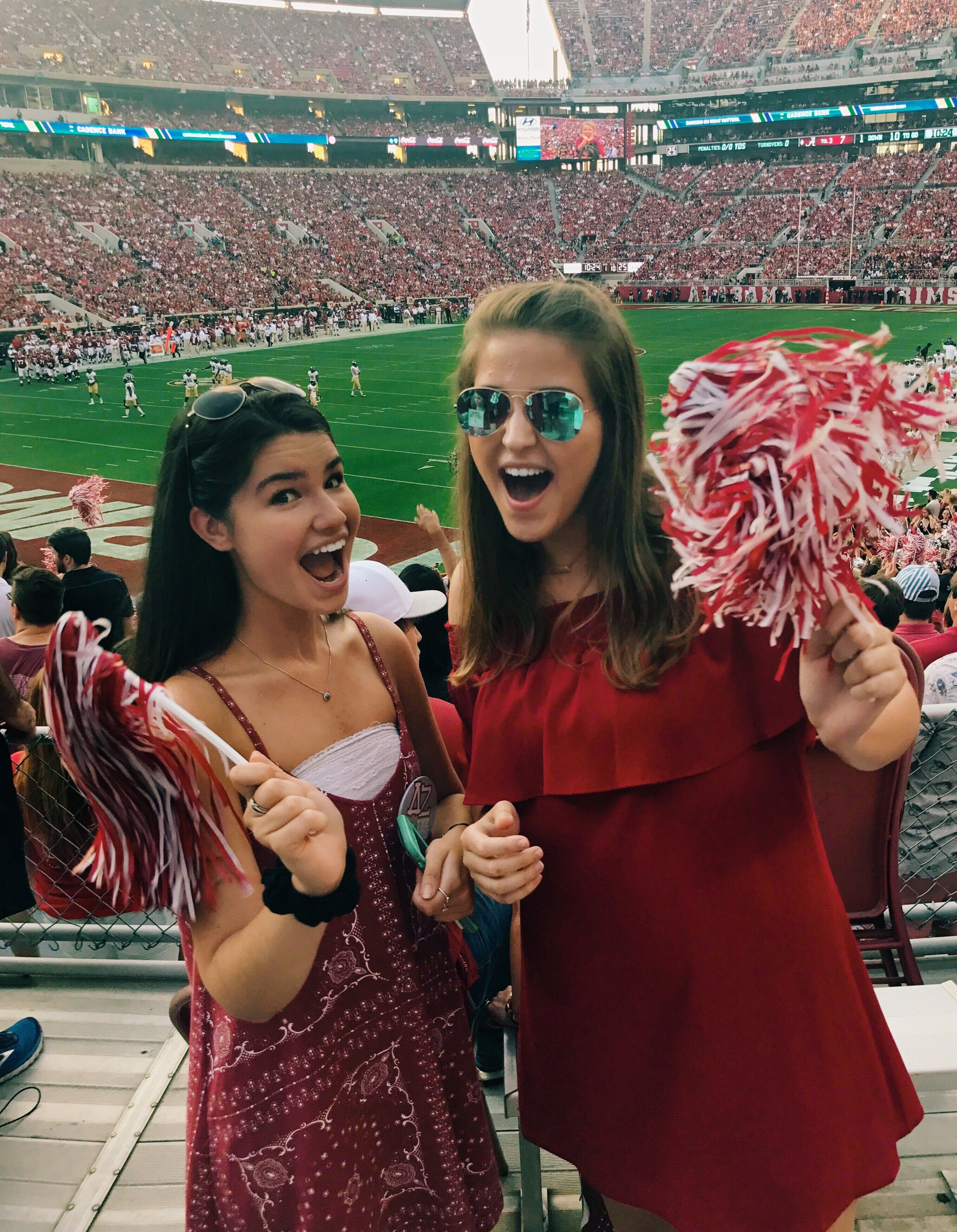 Alabama Game Day Outfit Sec College Football Gameday Outfit