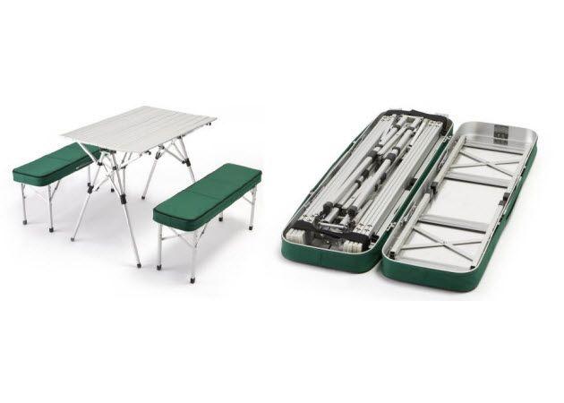 Portable picnic table set | WhereIBuyIt.com | camping | Pinterest ...