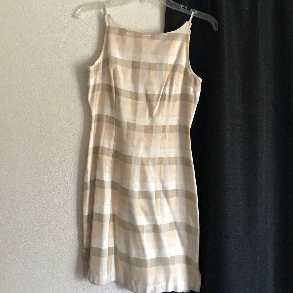 Tan gold cream colored dress cream color dress and products