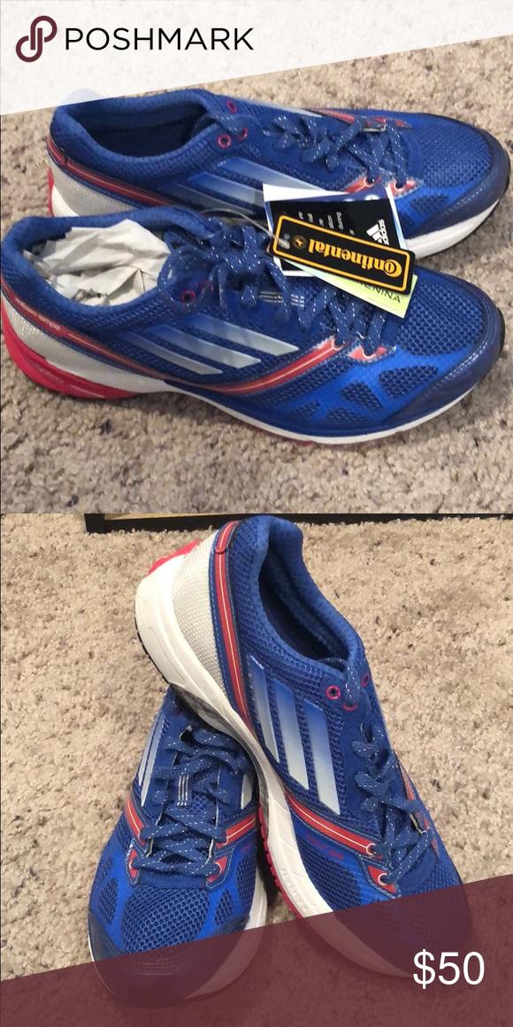 Brand new Adizero Tempo 5 running shoes
